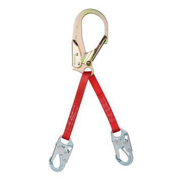 3M 雙腿限位系繩,1351050,保泰特Protecta Pro織帶型定位繩 56cm