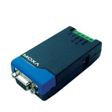 摩莎Moxa 无源型RS-232到RS-422/485转换器,TCC-80