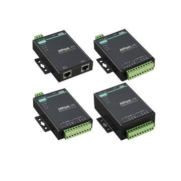 摩莎Moxa 2口串口設備聯網服務器,NPort 5230