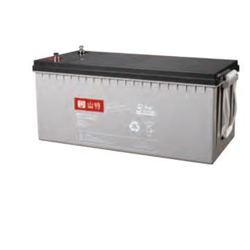 山特SANTAK 12V,250AH蓄电池,C12-250