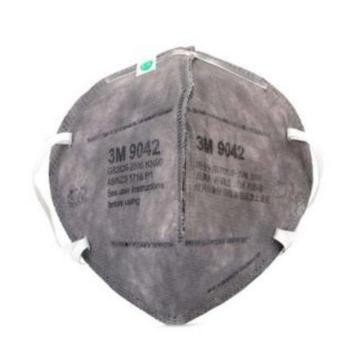 3M 活性炭口罩,9042,25个/盒