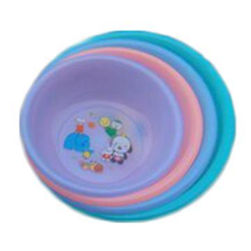 西域推荐 塑料盆,直径:20cm