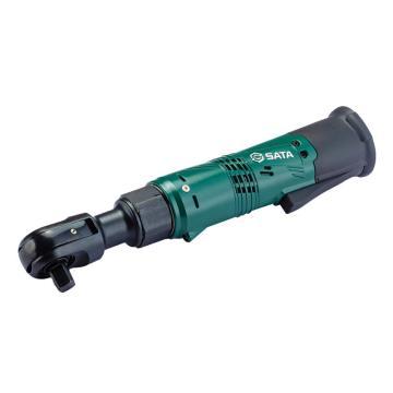 """世达SATA 14.4V锂电棘轮扳手,1/2""""方头,两电一充,51082"""