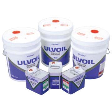愛發科/ULVAC 真空泵油,R-4,每桶20L