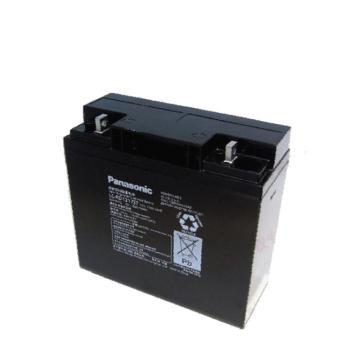 松下Panasonic 蓄电池,12V\17AH LC-RD1217,小电器电池