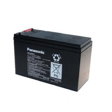 松下Panasonic 蓄电池,12V\7.2AH LC-R127R2,小电器电池
