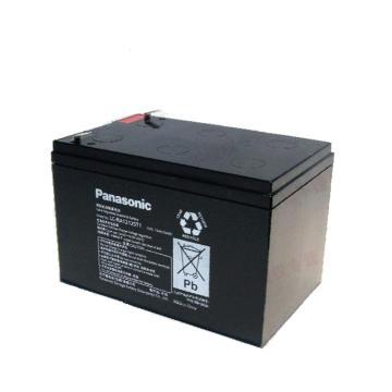 松下Panasonic 蓄电池,12V\12AH LC-RA1212,小电器电池