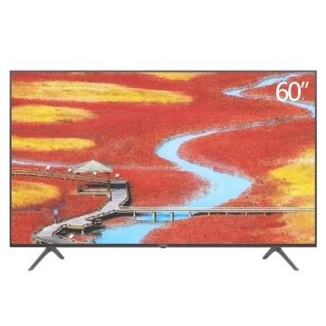 創維平板電視,60G20 60英寸,人工智能,4K超高清HDR,智能網絡液晶電視機