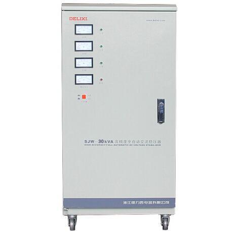 德力西 高精度全自动交流稳压器,SJW 30K (三相)SJW30G