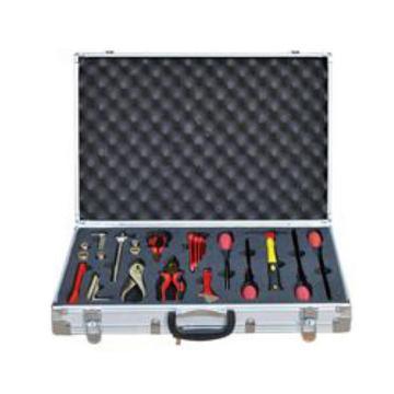 渤防 防爆26件套电工组合套装工具,1388 26件套 铝青铜