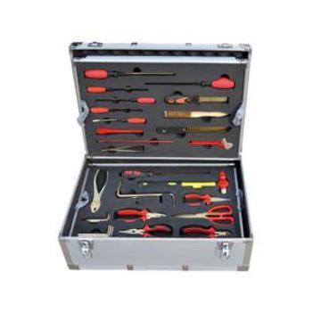 渤防 防爆40件套组合套装工具,1387 40件套 铝青铜