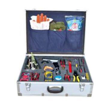 渤防 防爆配电室专用工具箱,1395-001 20件套 铝青铜
