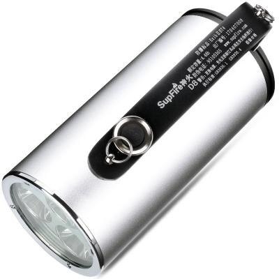 神火 手提式防爆手电筒,D8,9W,含电池,充电器,手电套,单位:套