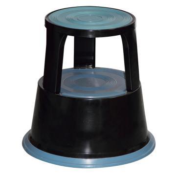 Raxwell 150Kg鋼制腳凳,黑色,RMLS0004