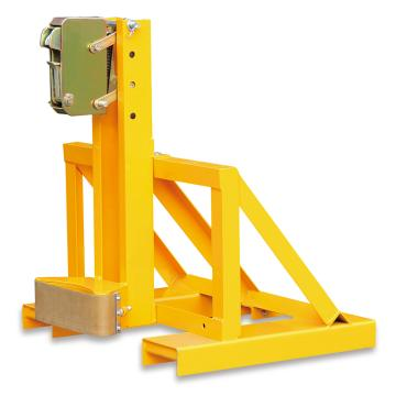 Raxwell 500kg叼扣式油桶夾(重載型),RMCM0007