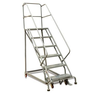 Raxwell 160Kg6層踏板美式B型固定取貨梯,最高層離地高度1530mm,RMLP0006