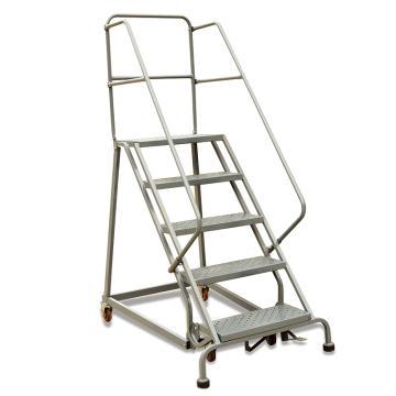 Raxwell 160Kg5層踏板美式B型固定取貨梯,最高層離地高度1275mm,RMLP0005