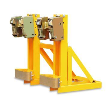 Raxwell 720kg叼扣式油桶夾(重載型),RMCM0012
