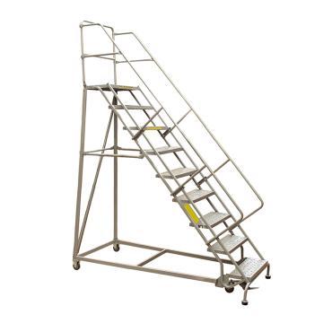 Raxwell 160Kg9層踏板美式B型固定取貨梯,最高層離地高度2300mm,RMLP0009