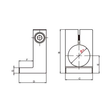 希瑞格CRG COFR夾具栓,GP2-20,7.Y00781
