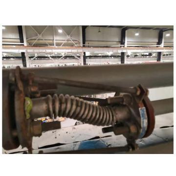 西域推荐 波纹管补偿器,法兰材质:不锈钢304,4孔,口径DN32, 长度250mm 螺纹数16个,配螺栓和垫片16套