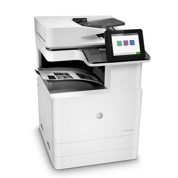 惠普(HP) 黑白数码复合机,A3(复印 打印 扫描)双面,60张,E82560du 标配,一年保修 含安装