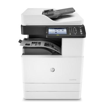 惠普(HP) 黑白数码复合机,A3(复印 打印 扫描)双面,25张,72625dn 标配,一年保修 含安装