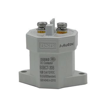 百事宝BSB 直流接触器,BSBC7-30B-12(24),200V