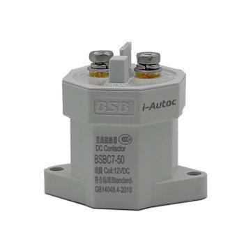 百事宝BSB 直流接触器,BSBC7-50-12(24),450V