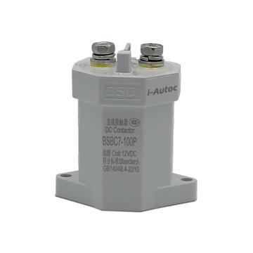 百事宝BSB 直流接触器,BSBC7-100B-P,200V