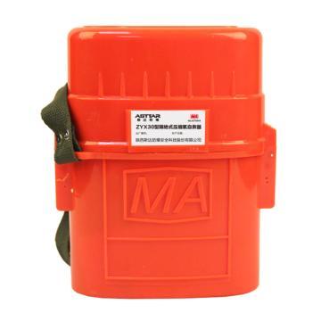 斯达ASTTAR 隔绝式压缩氧气自救器,ZYX30 ,煤安证号MLA130029,单位:个