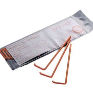 细胞推刮器,橘色,PS,伽玛射线消毒,一次性使用,10个/袋,50袋/箱