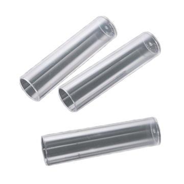 果蝇管,细管,PS,能见度好,25*95mm,散装,25个/袋,20袋/箱