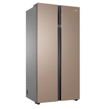 海爾 615L大容量對開門冰箱,BCD-615WDCZ,無霜,全空間,保鮮,變頻,靜音