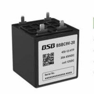 百事宝BSB 直流接触器,BSBC9V-40,450V