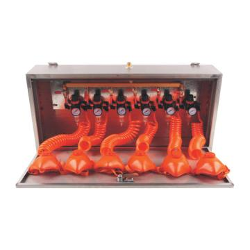 斯达ASTTAR 矿井压风自救装置,ZYJ-M6,煤安证号MLC110001,单位:个
