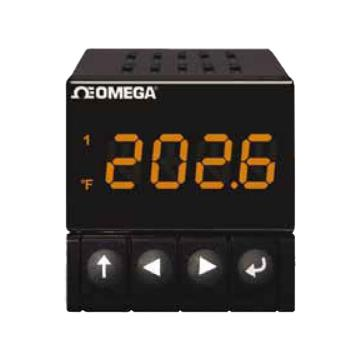OMEGA 數字面板儀表,DP32PT 1/32DIN USB通訊
