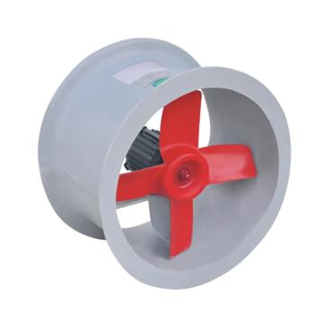 九洲普惠 玻璃钢轴流式通风机,FT35-11-3.15A,380V,0.55KW,2900rpm。含木架包装