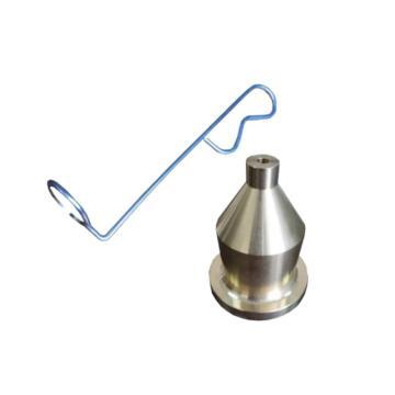 西域推荐 流速杯带把,口径6mm 100ml 铜