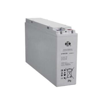 双登 蓄电池,12V/200AH,6-FMX-200