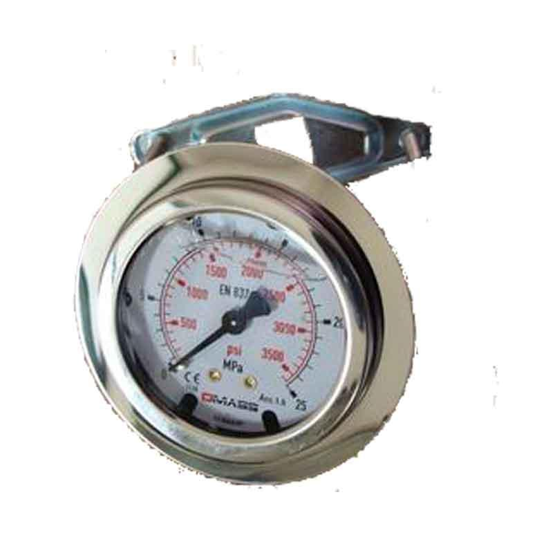 凯特克HYTORC 液压扳手电动泵压力表,700BAR