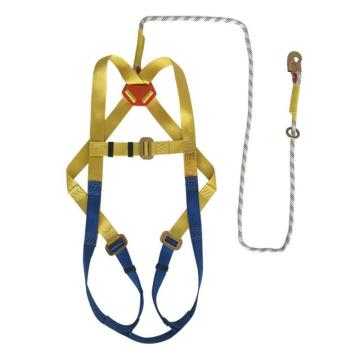 悬挂作业安全带Z-ES(坠落悬挂防静电、防暴型),高强涤纶,(坠落悬挂防静电、防暴型),黄蓝色