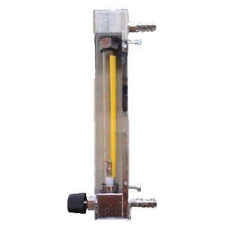 余姚振兴 玻璃转子流量计,LZB-10 分辨率0.04 介质空气 0.16-1.6m3/h