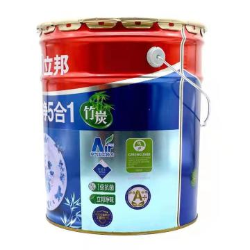 立邦 红油漆,红色 2.5L/桶