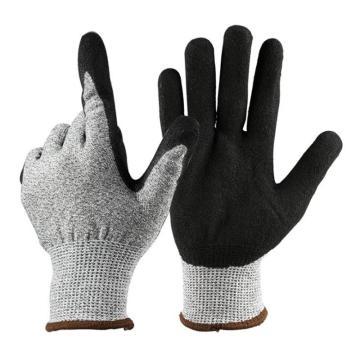 8113820 防寒手套,防滑、耐磨、透气,白色,均码