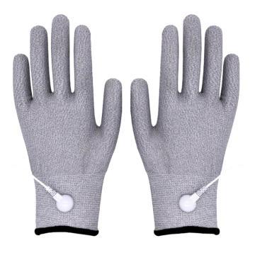 8113820 防寒手套,防滑、耐磨、防水,浅灰色,均码