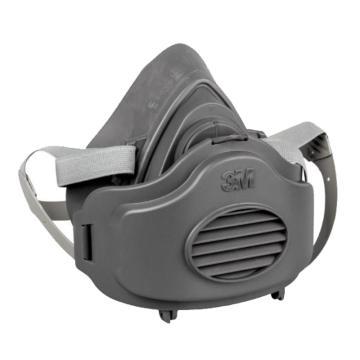 8113820 防尘口罩,320 0 ,灰色,强效防尘