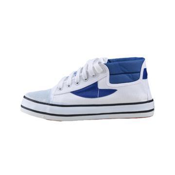 8113820 球鞋式绝缘鞋耐压150 0 0 V,绝缘鞋,耐压150 0 0 V,蓝条白色