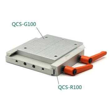 希瑞格CRG 快速轉換模塊(夾具側),QCS-G100,7.Y00175