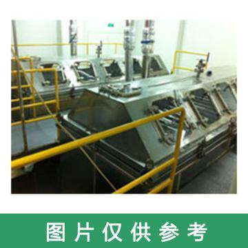 上海缘昌医药高效刮壁式空心板片冷却分批结晶机